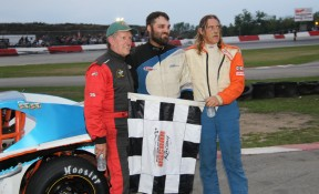 OSCAAR Feature Winners @ Flamboro Speedway 2015 (5 of 5)