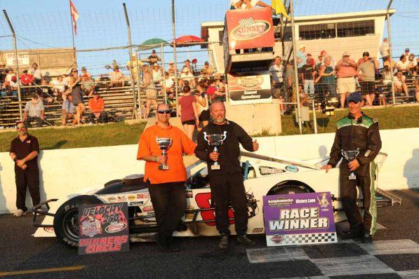 OSCAAR Modifieds Sunset Speedway 2017