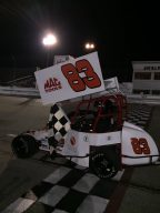 OSCAAR Pro Midgets Grand Bend Speedway 2017