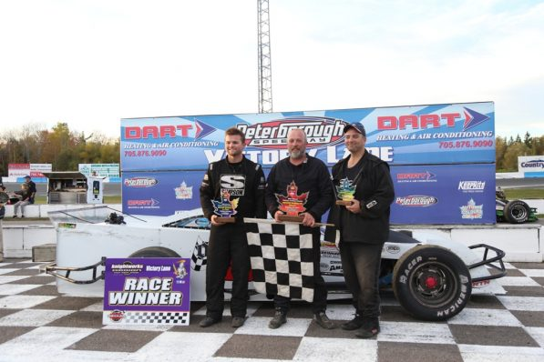 OSCAAR Modifieds Top 3 at the ACC 2017