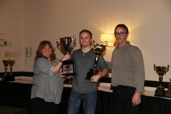 OSCAAR Pro Midget Series Champion 2017