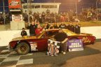 Tyler Hawn Opening Night of OSCAAR Hot Rod Series