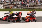 OSCAAR Pro Sprints at Sunset Speedway