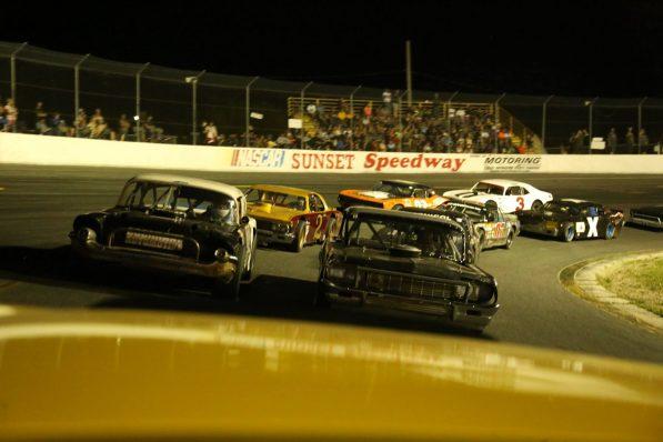 OSCAAR Hot Rods at Sunset Speedway