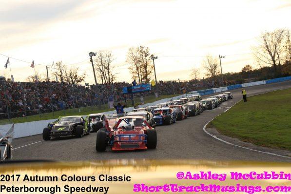 OSCAAR Modifieds at Peterborough Speedway 2018