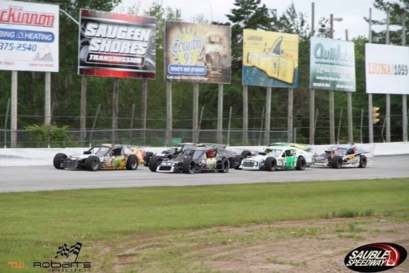 OSCAAR Modifieds at Sauble Speedway