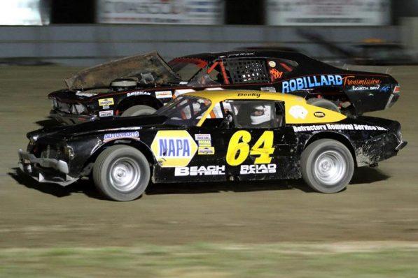 OSCAAR Hot Rod Series at Brighton Speedway
