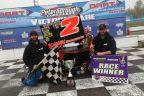 OSCAAR Pro Sprints at the 2018 ACC Peterborough Speedway