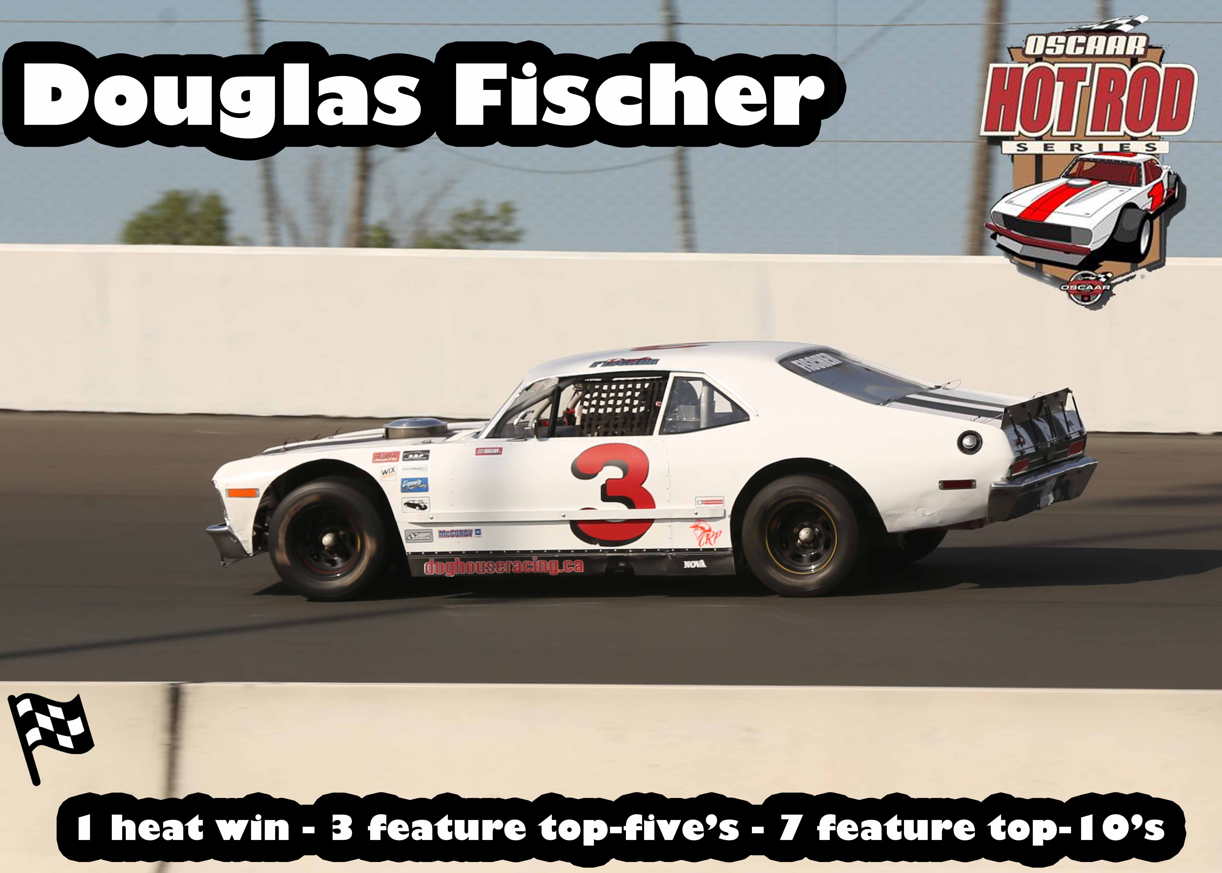 4th Hot Rod Douglas Fischer