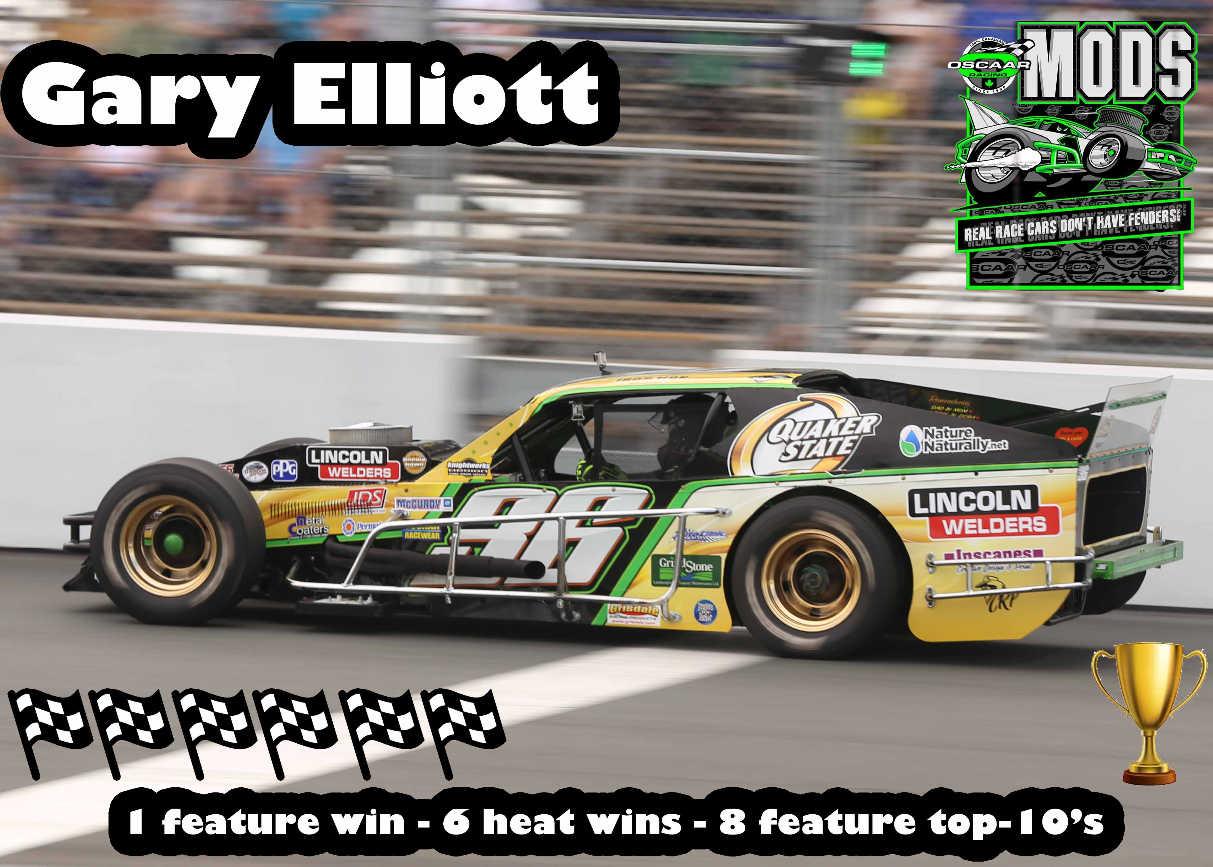4th Modified Gary Elliott