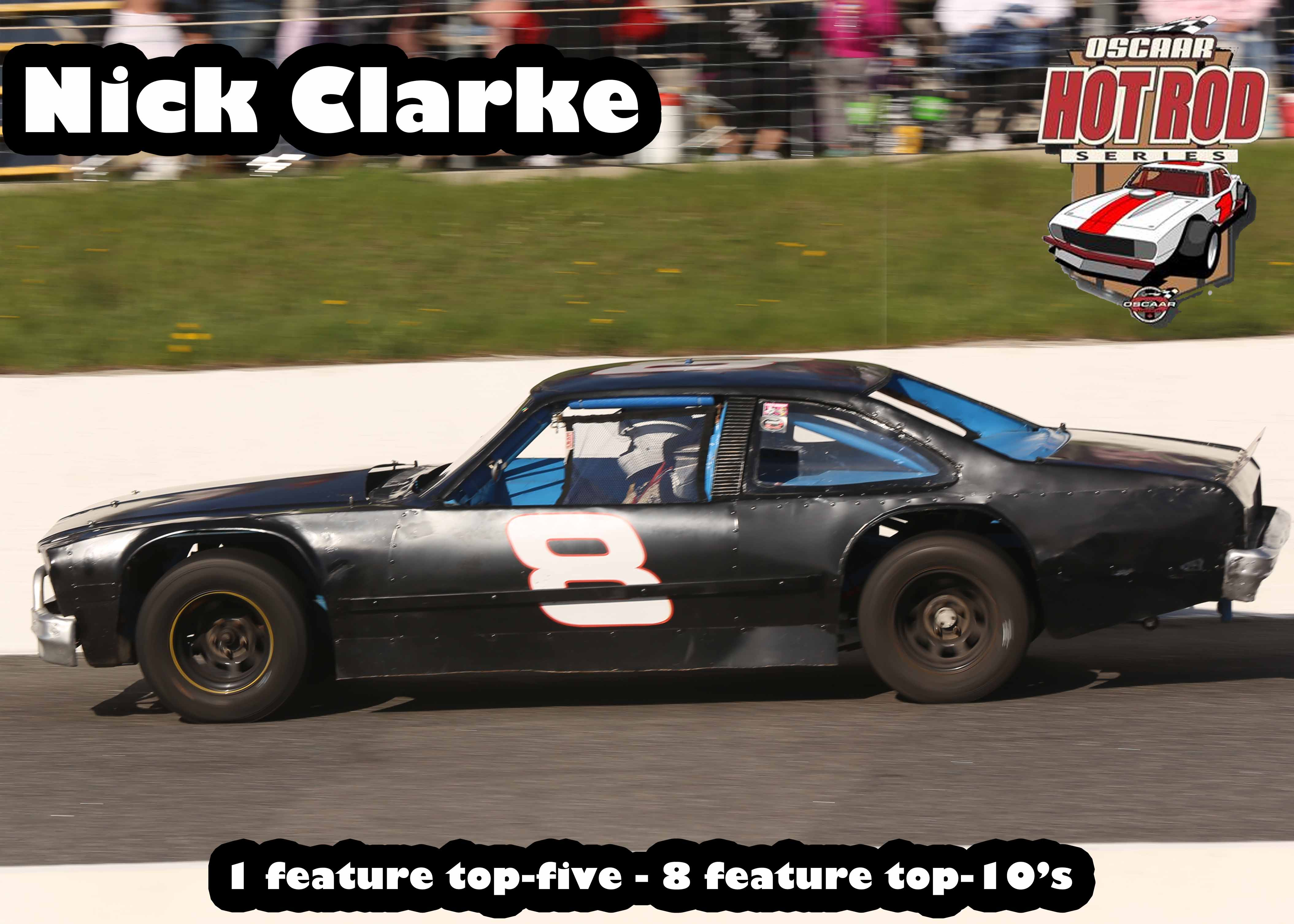 5th Hot Rod Nick Clarke