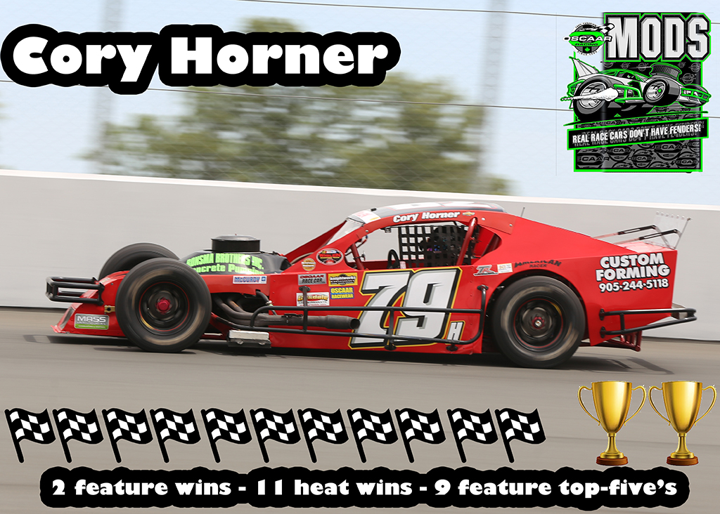 1st Mod Cory Horner