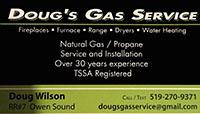 Doug's Gas Service