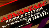 Advantage Powder Coating